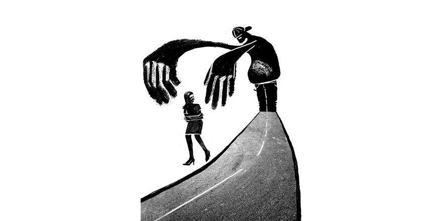 Kadına yönelik taciz