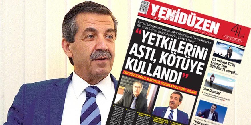 """""""KAYRAL HATALAR ZİNCİRİNİ ÖRTBAS ETMEYE ÇALIŞIYOR"""""""