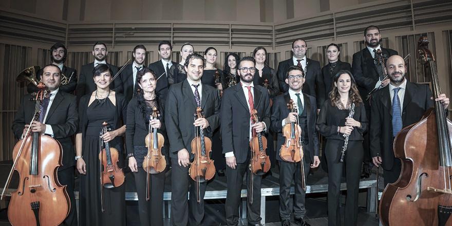 Pallas Tiyatrosu'nda iki toplumlu klasik müzik gecesi