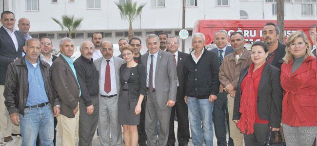 """Arabacıoğlu: """"Surlariçi'ne yönelik önemli projelerimiz var"""""""
