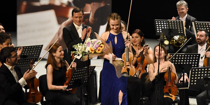 Senfoni Orkestrası 2018 konserlerine başladı