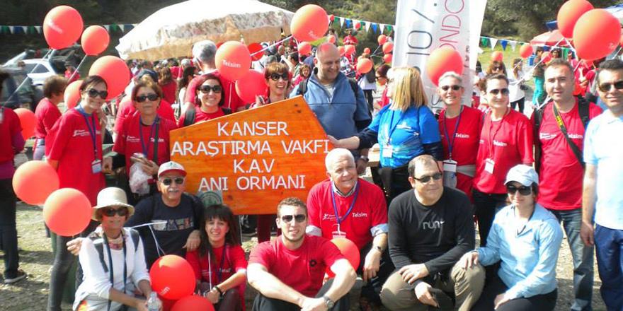 Kanser Araştırma Vakfı (KAV)