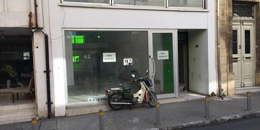 Dükkanlar kapanıyor!