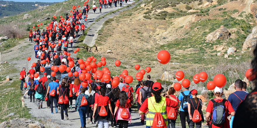 Orkide Yürüyüşü 11 Mart'ta