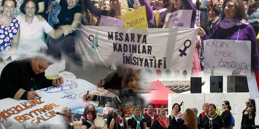 """""""Kıbrısın Özgürleşmesi, Kadının Özgürleşmesiye Mümkündür"""""""