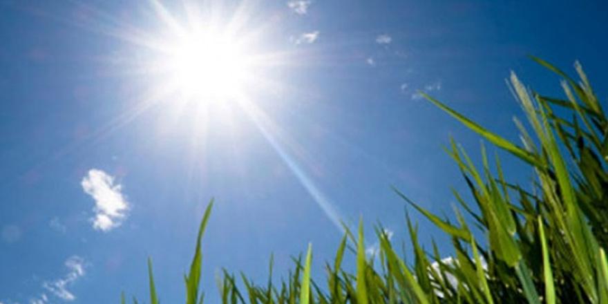 Hava sıcaklığı 33 dereceye kadar yükselecek