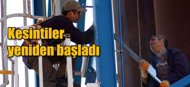 Enerji Bakanlığı'nın ENERJİSİ KESİLDİ (!)