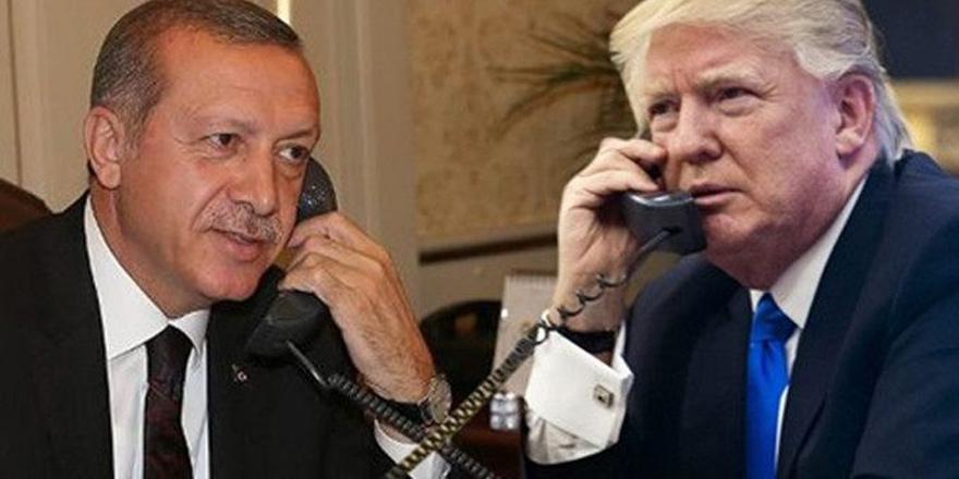 Erdoğan: ABD'li iki bakanın Türkiye'deki mal varlıklarını donduruyoruz