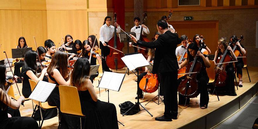 İlk konser ODTÜ Sahnesi'nde