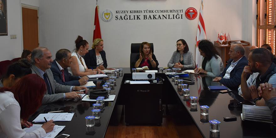 Sağlık Bakanlığı'nda 'sivrisinek' toplantısı