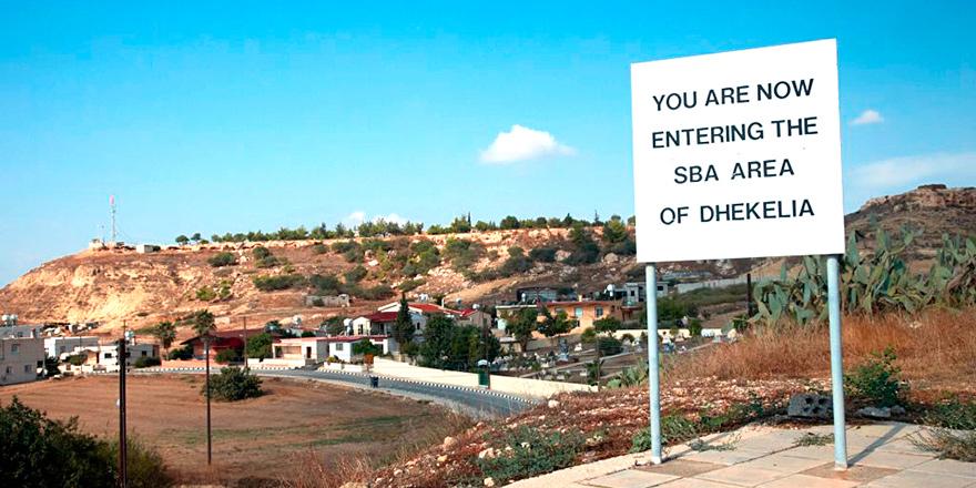 İngiltere, Kıbrıs'taki üslerini yeniliyor