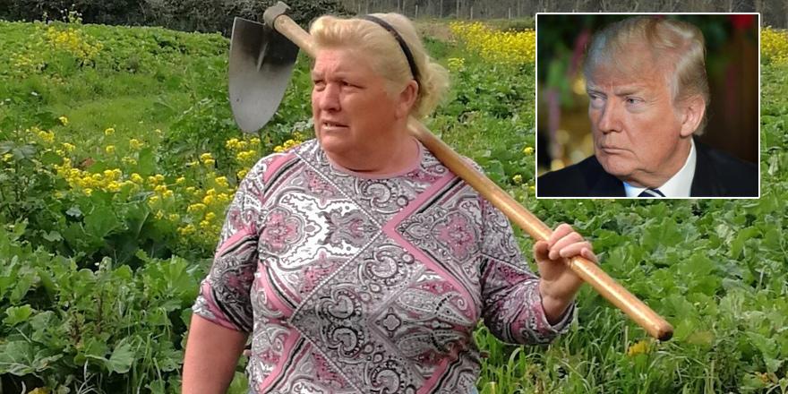 Trump'ın İspanyol 'ikizi' bulundu