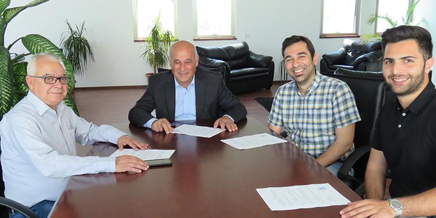 Gönyeli Belediyesi ile DEV-İŞ arasında Mali Protokol imzalandı