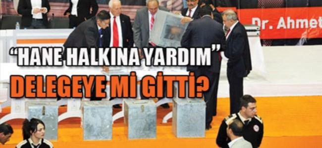 SOSYAL YARDIM AYIBI