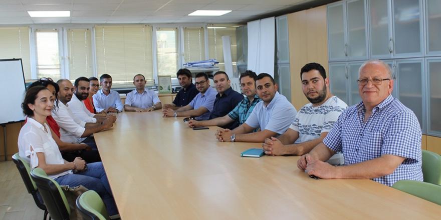 Mühendis ve mimarlar Girne için 'Birol Karaman' dedi
