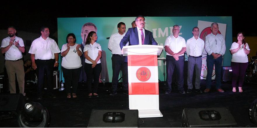 Yüksel Çelebi projelerini etkinlikle tanıttı