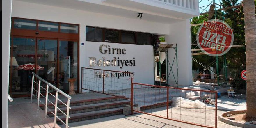 Girne Belediyesi'nde HUZURSUZLUK