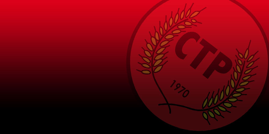 CTP'den 'Ekonomik önlem' önerileri