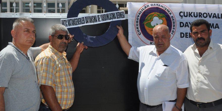 Başbakanlık önünde zam protestosu
