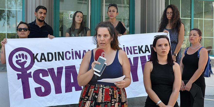 """""""Kadın Cinayetlerine Karşı İsyandayız"""""""