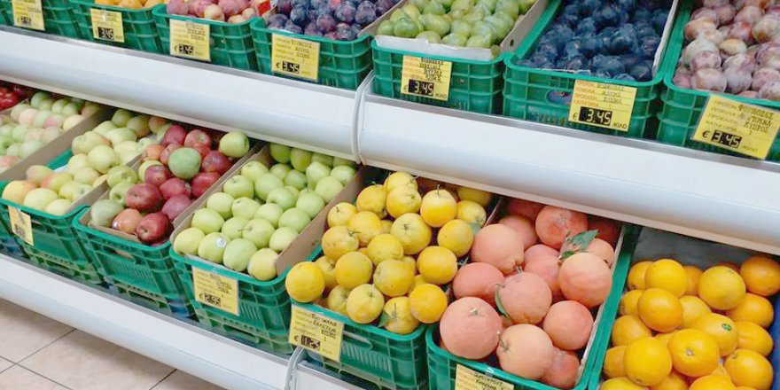 Şubat ayı enflasyonu eksi çıktı