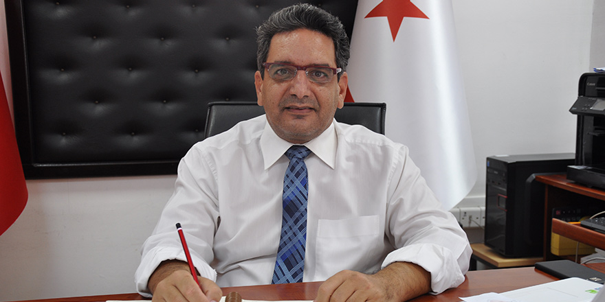 Kıbrıs Eğitim Araştırmaları Birliği Başkanlığı'na Salih Sarpten getirildi