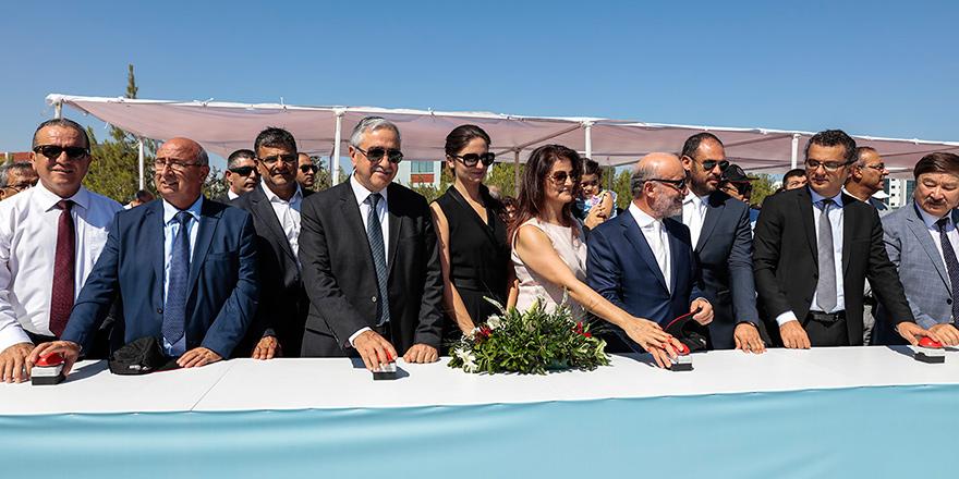 Kıbrıs Modern Sanat Müzesi'nin temeli atıldı