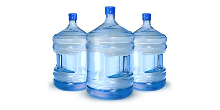 Damacana su fiyatlarına 1,5 TL zam.