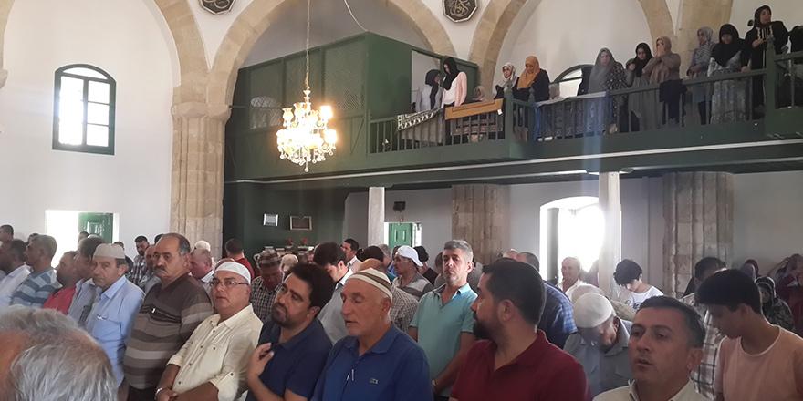 Hala Sultan Tekkesi'ne 600 ziyaretçi