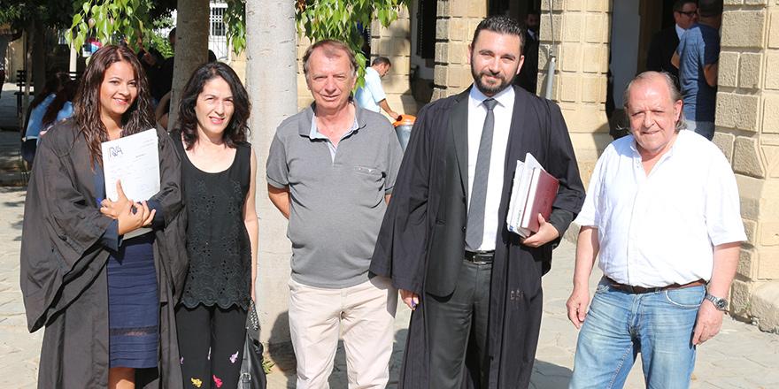 Yargıcıydı  avukatı oldu