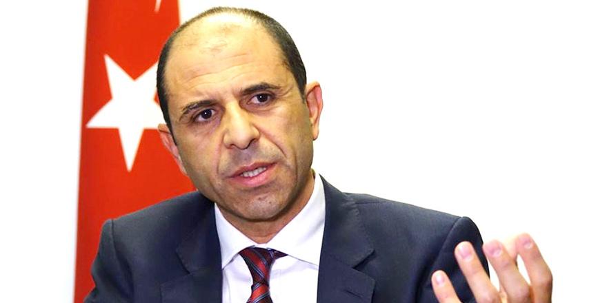"""""""Kıbrıs'ta yeni bir sorgulama sürecine ihtiyaç var"""""""