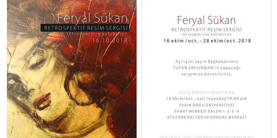 Feryal Sükan'dan yeni sergi