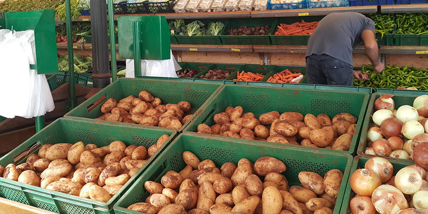 """Patates Üreticileri Tarım Bakanlığı'nı eleştirdi:""""Bu yıl üreticiler olarak iflas bayrağını çekeceğiz"""""""