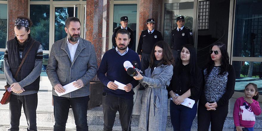 Erkan Eğmez'in yazısı için yasal işlem