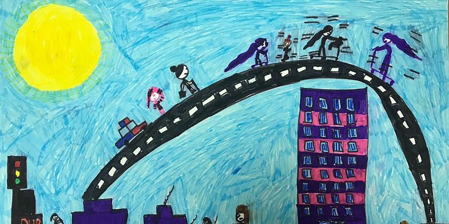 'Kent-Çocuk-Trafik: Güvenli Ulaşım İçin El Ele!'