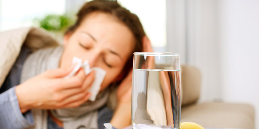 """""""Grip aşısı yok"""""""