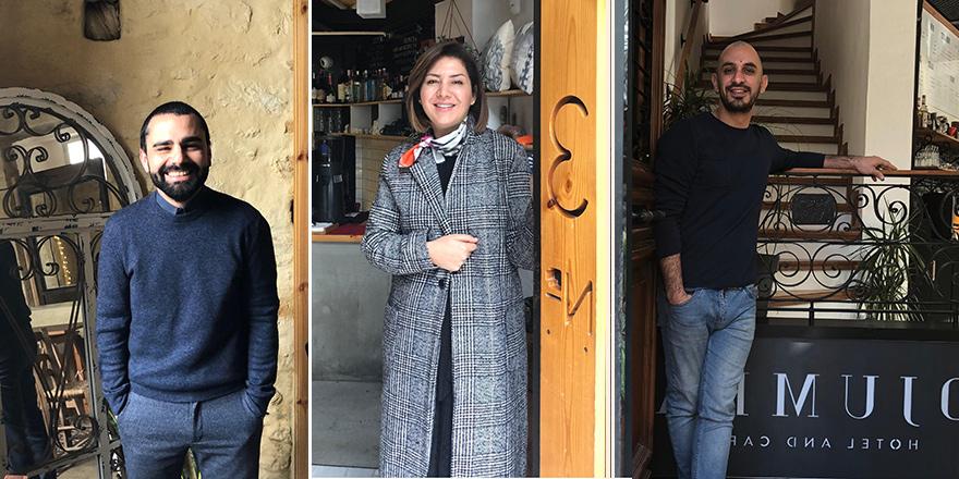 Genç girişimciler Surlariçi'ne hayat veriyor