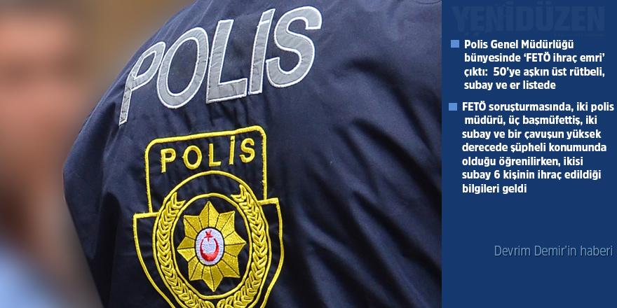200 POLİSE SORGU,  6 POLİSE İHRAÇ!