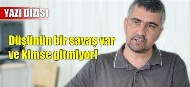 Murat Kanatlı'dan askerlik ve vicdani ret yorumu