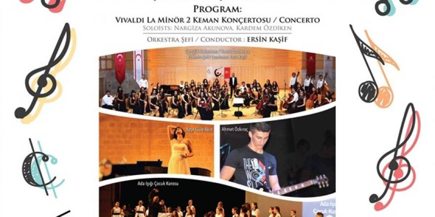 Gençlik Senfoni Mağusa'da konser verecek
