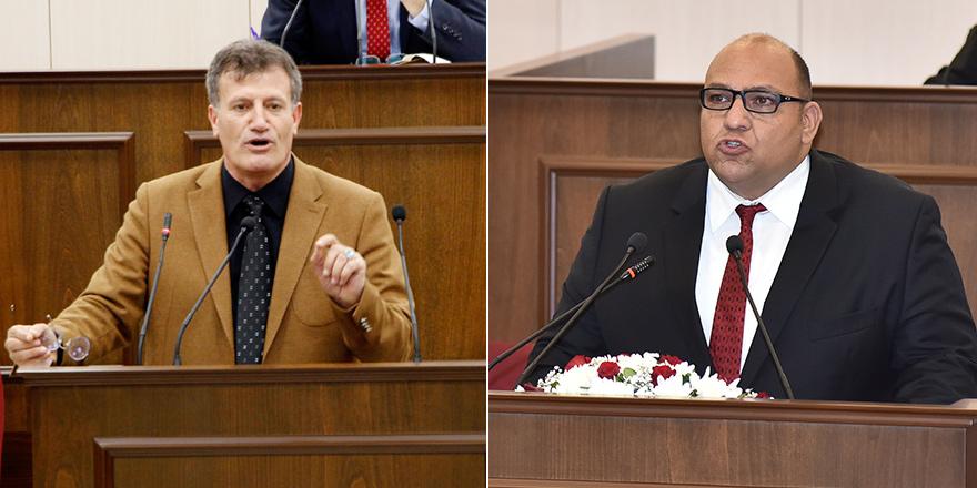 Meclis'te 'Zaroğlu' gerginliği