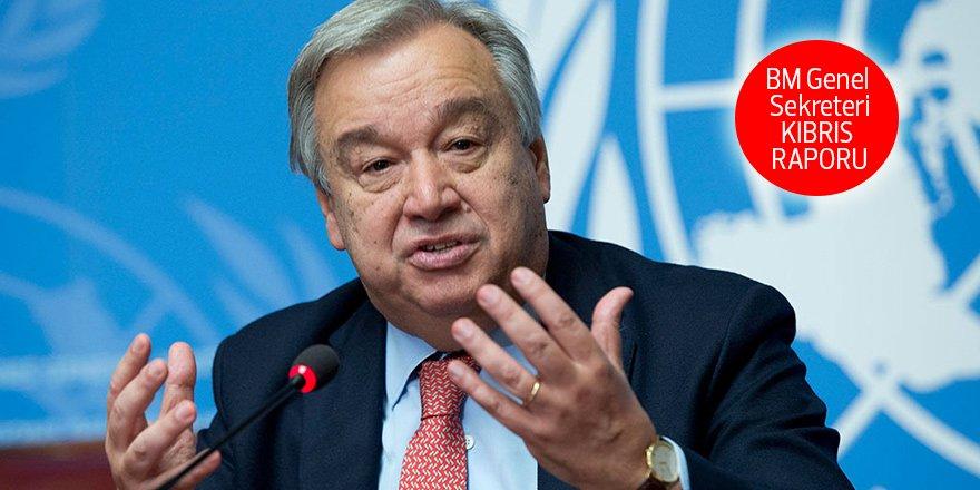 Guterres'in Kıbrıs umudu
