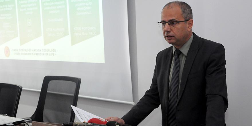"""""""Kıbrıs Türk basını çok ciddi riskler altında"""""""