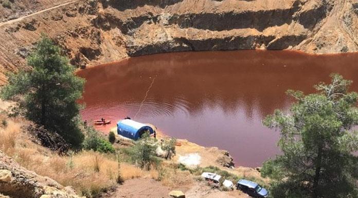 Kırmızı Göl'den bir ölü daha çıktı