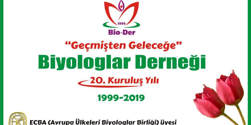 Biyologlar Derneği'nden 20. yıl etkinlikleri