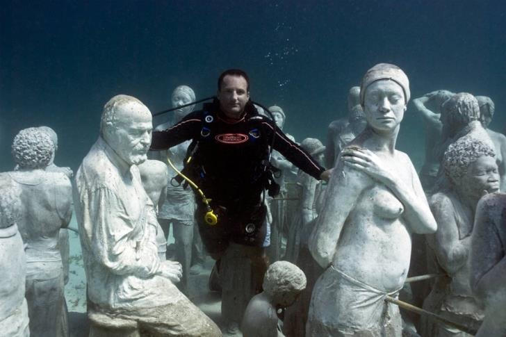 Ayia Napa'ya denizaltı müzesi