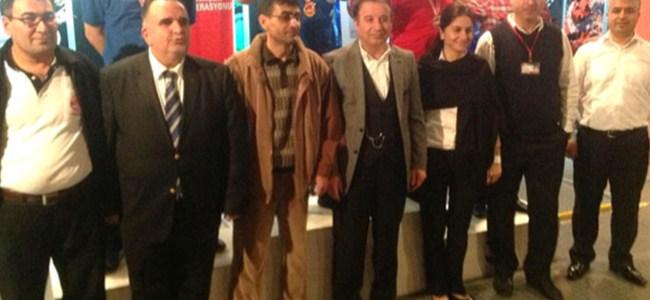 Gingi Türkiye'de birinci
