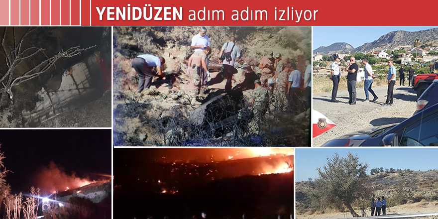 Kıbrıs 'patlama' ile uyandı
