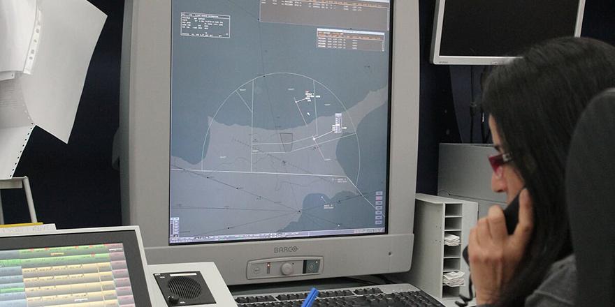 Bakanlık: Ercan hava sahası güvenli