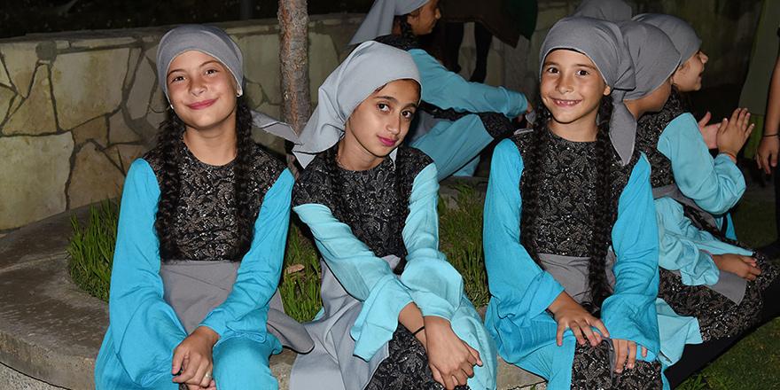TUFAD, çok kültürlü etkinliğe renk kattı